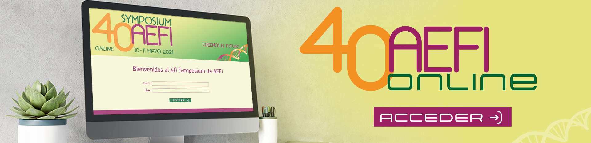 40 Symposium AEFI Online